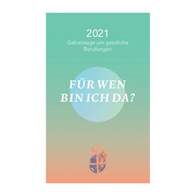 Kalender ›Für wen bin ich da?‹ 2021